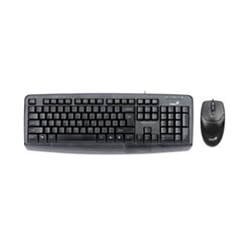 Genius KM 130 USB Keyboard and Mouse